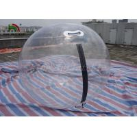 China 2m Dia PVC Inflatable Walk On Water Ball , Pool Inflatable Water Walking Ball on sale