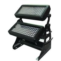 Double Row 4 In 1 LED Wall Washer Lights , 192PCS 3W Led Night Club Light Manufactures