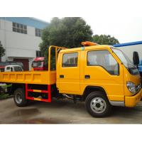 forland brand 6 wheel loading capacity 5ton foton dump truck for sale, forland brand twin cabs 3-5tons dump truck Manufactures