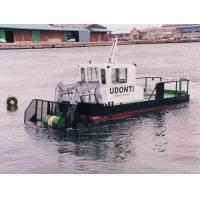 12dredge boat in river Manufactures