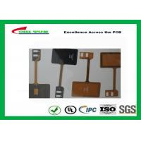 Quick Turn PCB Prototypes FPC  with Surface Treatment - Ni / Au ENIG Polyimide high Tg polyimide Manufactures
