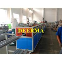 Plastic Profile Production Line Three Rails Sliding UPVC Window Making Machine Manufactures