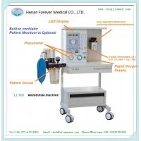 Touch Screen Anesthesia Machine Standard Model Anesthesia Machine Manufactures