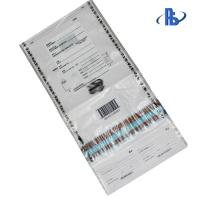 Plastic Tamper Proof Security Bags For Police And Forensic Departments Manufactures