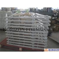 Steel Swim Platform Mounting Brackets With Wall Formwork Panel For Safety Protection Manufactures