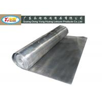 China 2MM Thickness Lead Radiation Shielding , Pure lead sheet for x-ray room on sale