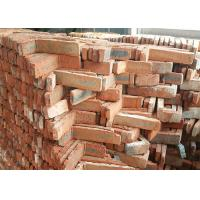 China Acid - Resistant Red Quoin Corners Brick For Wall Decoration 230*110*50*22 on sale