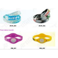 custom silicone/soft pvc/rubber silicone watch  bracelet for promotional usage Manufactures