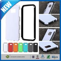 Thin Durable Galaxy Cell Phone Cases TPU Rubber For Samsung Galaxy S6 Manufactures