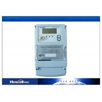 Electric Watt Hour Meter , kWh Meter Three Phase 235mmX161mmX77mm  Dimension Manufactures