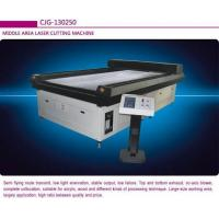 China Plastic Sheets Laser cutting machine Manufactures