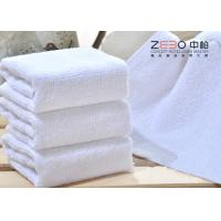 Simple Design Hotel Collection Turkish Towels For Face / Hand / Bath ZEBO for sale