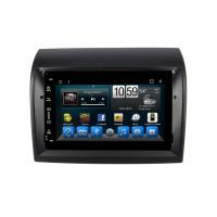 China Citroen Jumper Double Din DVD Player Android 9.0 / 10.0 In Car Audio Video System on sale
