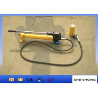 HP - 1 Manual Operating Tools Hydraulic Hand Pump For Overhead Line Construction Manufactures