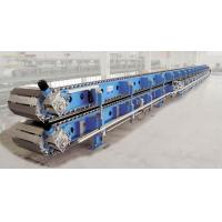 High Strength PU Sandwich Panel Machine Line With 8 - 12m / Min Productivity Manufactures