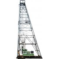 China Hydraulic Drill Rig Parts Drillig Tower 18m 320KN For Geological Exploration on sale