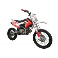 50cc / 70cc Mini Gas Powered Dirt Bikes , Red White Color Gas Pit Bike Manufactures