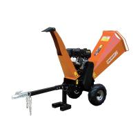 Chipping Tree Branch Gasoline Wood Chipper Timber Shredder 15HP Wood Chipper Manufactures