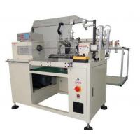 China 0.4-0.6Mpa Automatic Coil Winding Machine 3500*1400*1200 Mm Dimension , One Year Warranty on sale