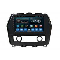 China Double Din Car Stereo Bluetooth Android Car Navigation System Nissan Cima on sale