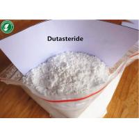 Raw Powder Hair Loss Steroids , Dutasteride Hair Regrowth For Women / Men CAS 164656-23-9 Manufactures