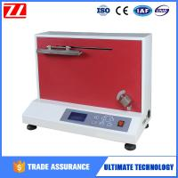 Fully Automatic Fabric Stiffness Tester For All  Kinds Of  Textile Manufactures