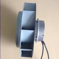 Durable EC Motor Fan Air Blower Fan For Air Source Heat Pumps Manufactures