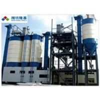 Turnkey Projects  5-50T/H automatic vertical type dry pre-mixed mortar plants Manufactures