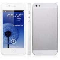 China 4 China mobile phone MTK6577 Dual core 3G Wifi Android 4.0 I5 5i cell phone on sale