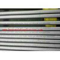 China Annealed Stainless Steel Welded Pipe ASTM A312 A213 A269 DIN 17458 JIS G3463 on sale