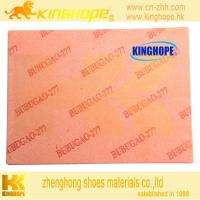 China shoes footwear shoe insole board nonwoven fiber insole board on sale