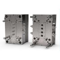 Injection Mold Maker Offer Injection molded Connector with Pin Insert PET Manufactures