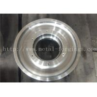 4140 42CrMo4 Hot Rolled  Slewing Forged Steel Rings  Blank Proof Machined Manufactures