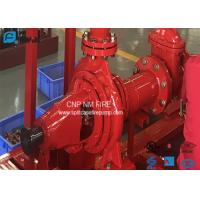Firefighting End Suction Fire Pump 500GPM@165PSI For School / Hospital Manufactures