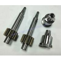 S136 Material Plastic Mould Components Threaded Core Rod / Plug Set With 48 - 50 HRC Manufactures