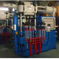 Three Stage Control Rubber Injection Molding Machine With High Standard Manufactures
