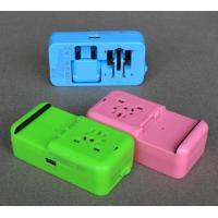 Lithium battery two in one USB travel charger Manufactures