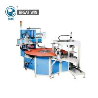 Quality Full Automatic Rotary Table Shoes Digital Printing Machine Capacity 1000pairs / Hour for sale
