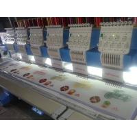 Tai Sang Embro Vista Model 906( 9 needles 6 heads flat embroidery machine) Manufactures