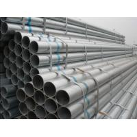 Hot Rolling Carbon Steel Seamless API ASTM A53 Pipe Round For water transportation Manufactures