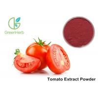 Natural Antioxidant Tomato Fruit Extract Powder Lycopersicon Esculentum Mill Manufactures