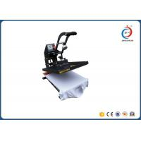 Magnetic Open Heat Printing T Shirt Heat Transfer Machine 40 x 60 cm Manufactures