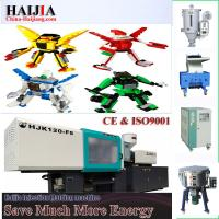 China Plastic Hair Clip Claw Injection Molding Machine Hanger Mould Belt Production Line on sale