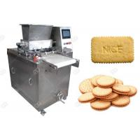 Different Shape Snacks Making Machine , Automatic Biscuit Processing Machine 220V 50Hz Manufactures