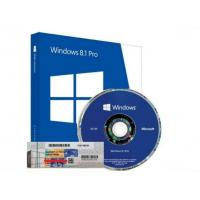 Computer Activate Online Windows 8.1 Pro Retail Box Full Version Genuine License Manufactures