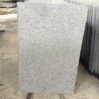 China China Granite Dark Grey G654 Granite Tiles Flamed Surface in Size 60x30x2cm on sale