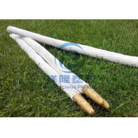 Eco - Friendly Foam Fruit Net EPE Foam Sleeve Protective For Vegetables Manufactures