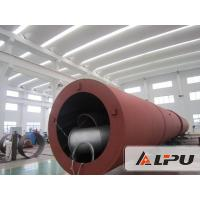 Energy Saving and High Efficiency Rotating Kiln for Lime Production Line Manufactures