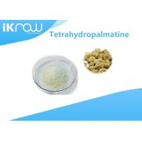 CAS 6024-85-7 Powdered Herbal Extracts 98% Tetrahydropalmatine Powder Manufactures
