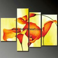 Flower Oil Paintings Manufactures